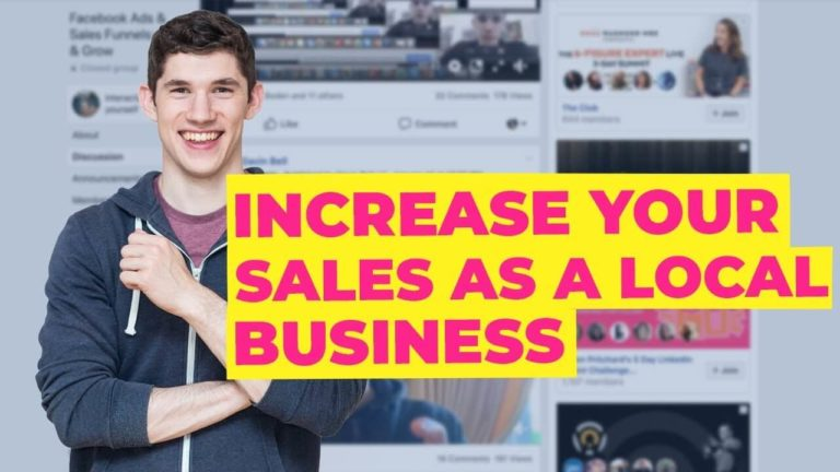 Increase Sales Local Business