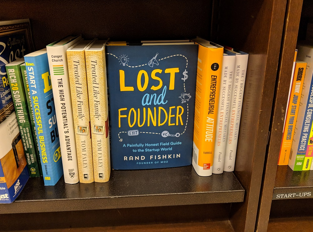 Lost And Founder Rand Fishkin