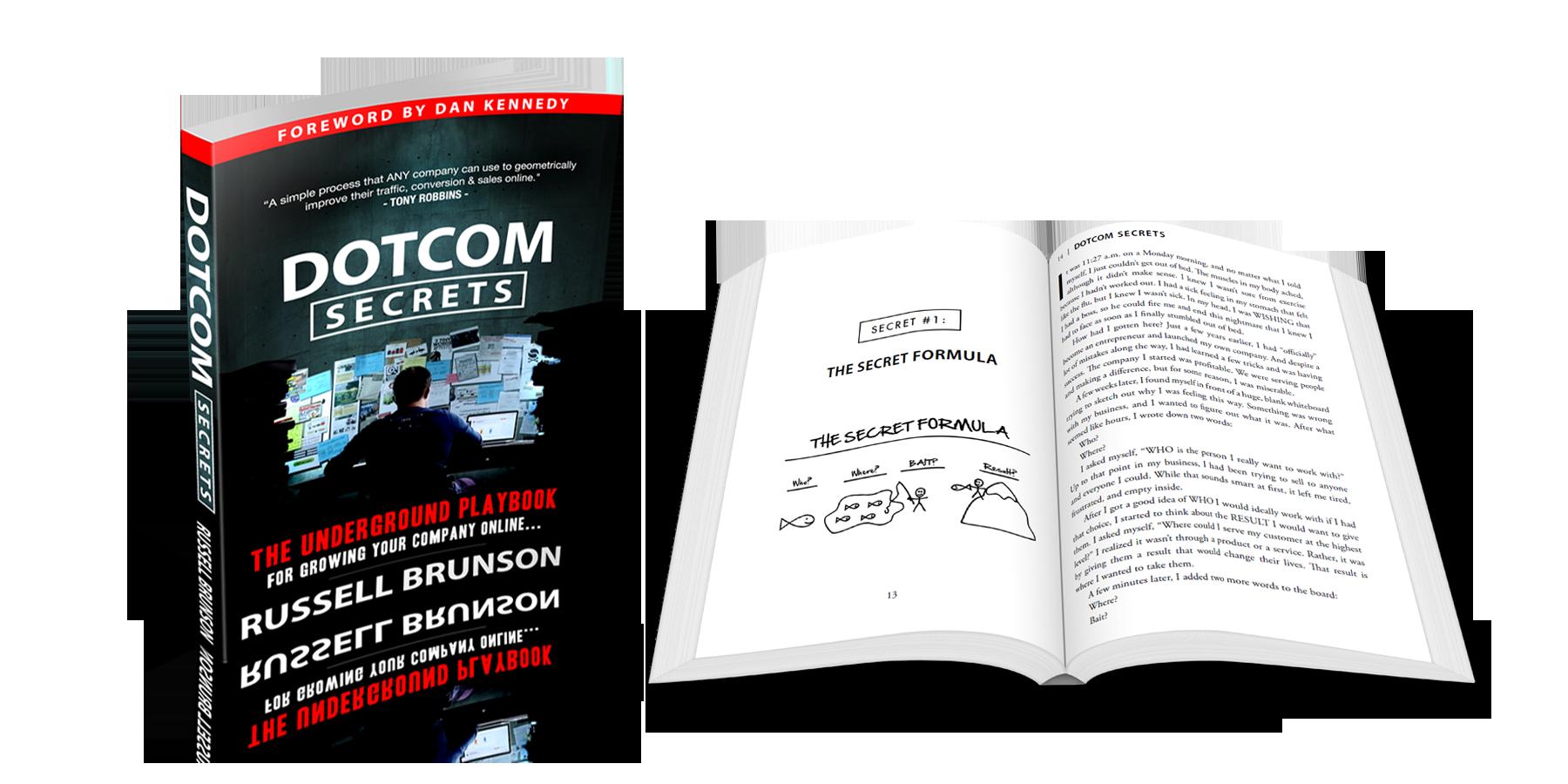 DotCom Secrets Funnel Build