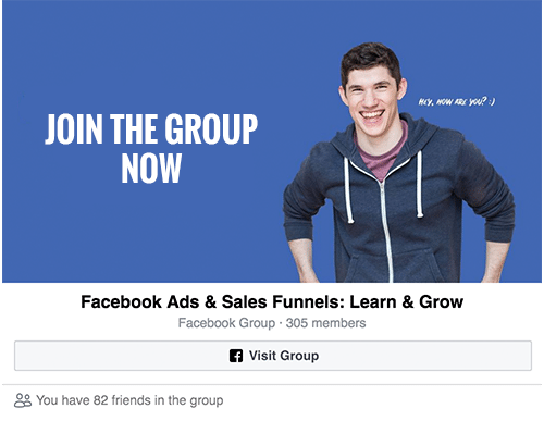 Facebook Ads Group