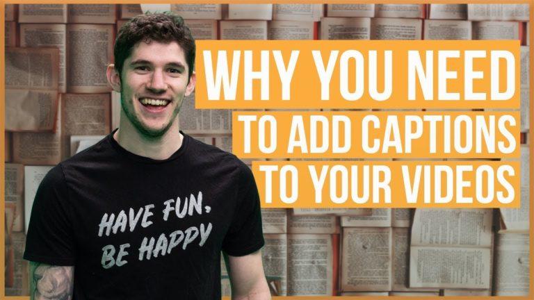 Captions Facebook Videos