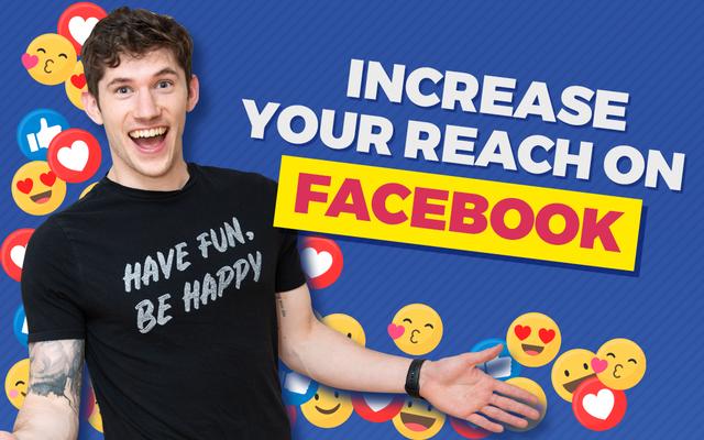 organic reach on facebook