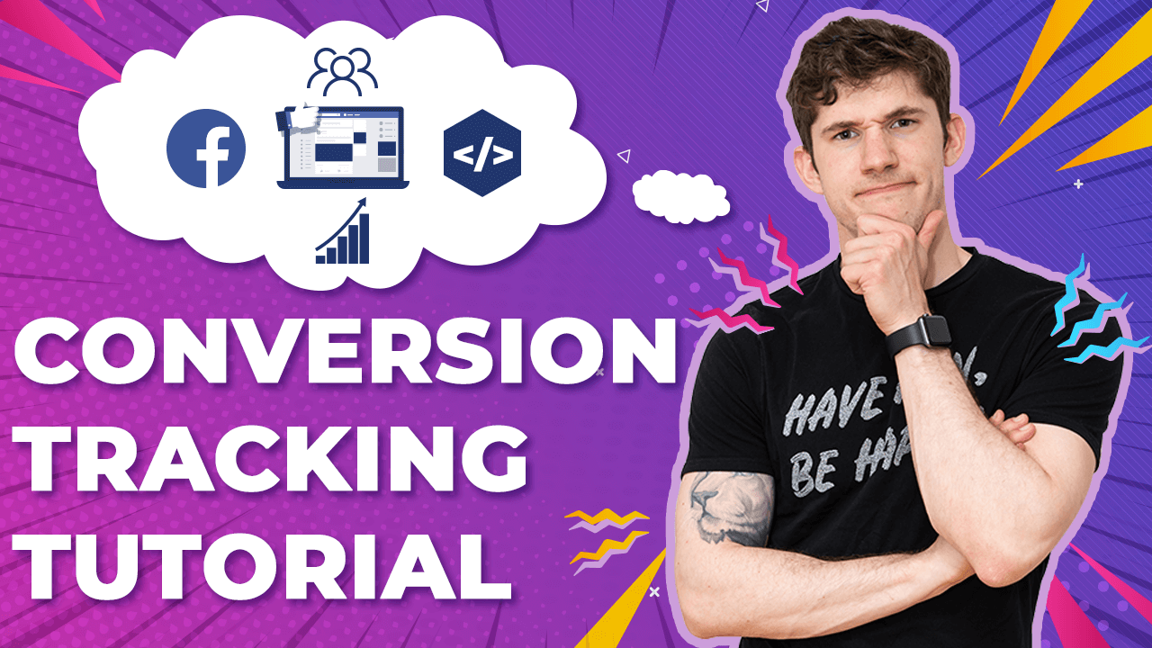 Facebook pixel and conversion tracking