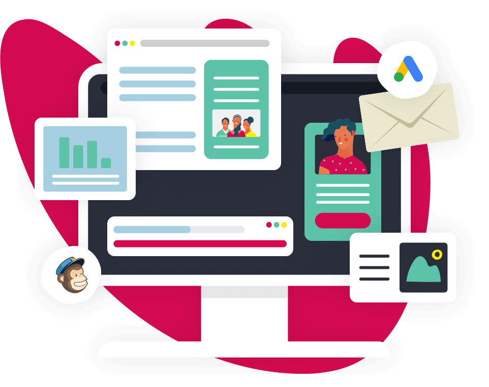 Landing Page for Lead Generation