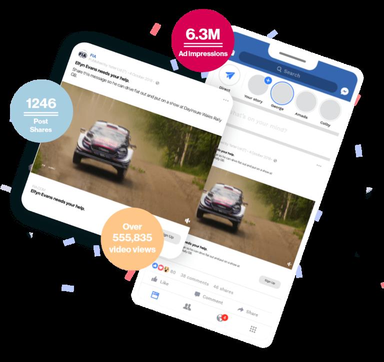 FIA Safety - Facebook Ads